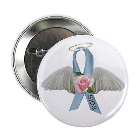 "SIDS Ribbon 2.25"" Button"
