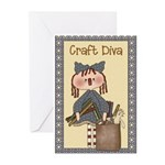 Crafting Greeting Cards (Pk of 10)