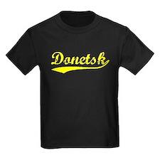 Vintage Donetsk (Gold) T