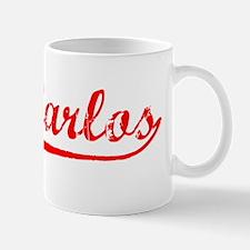 Vintage San Carlos (Red) Mug