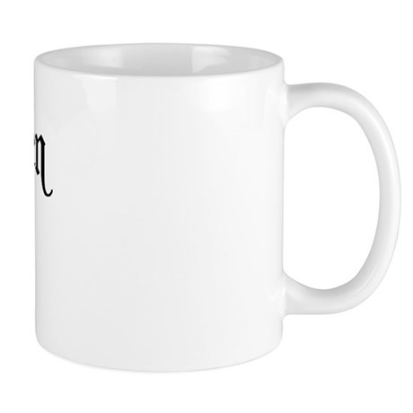 Real Men Polka Mug