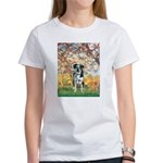 Spring / Catahoula Leopard Dog Women's T-Shirt