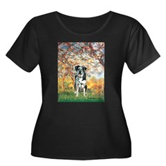 Spring / Catahoula Leopard Dog T