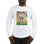 Spring / Catahoula Leopard Dog Long Sleeve T-Shirt