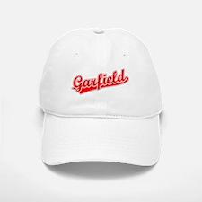 Retro Garfield (Red) Baseball Baseball Cap