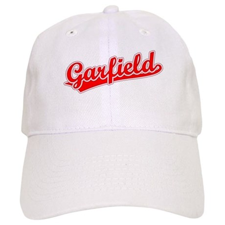 Retro Garfield (Red) Cap