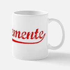 Vintage San Clemente (Red) Mug