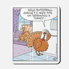 Butterball Turkey Hotline Mousepad