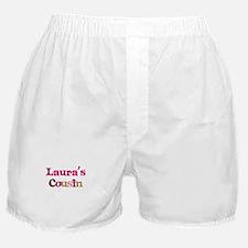 Laura's Cousin Boxer Shorts