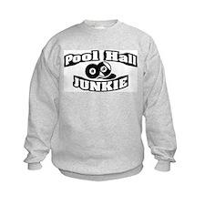 Pool Hall Junkie Sweatshirt