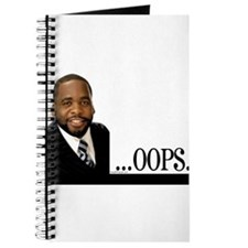 OOPS Kwame Kilpatrick Journal