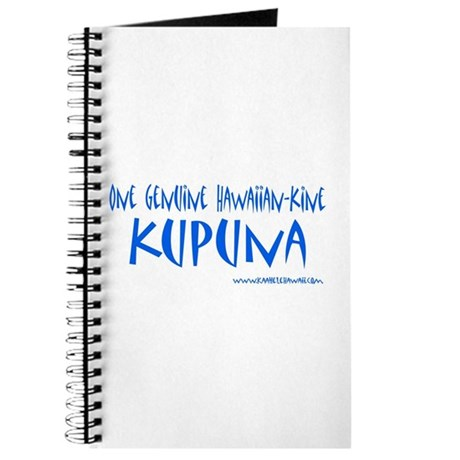 Genuine Kupuna Journal