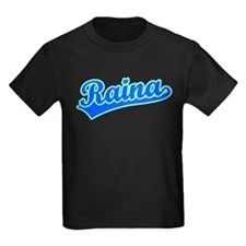 Retro Raina (Blue) T