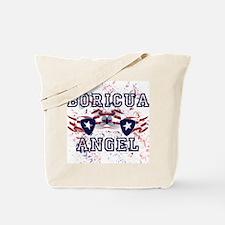 BORICUA ANGEL Tote Bag