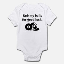 Rub My Balls Infant Bodysuit