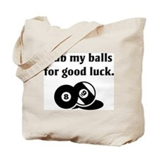 Rub My Balls Tote Bag