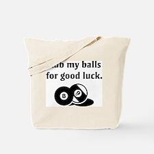 Rub My Balls Tote Bag