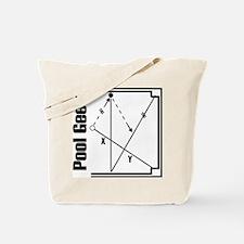 Pool Geek Tote Bag