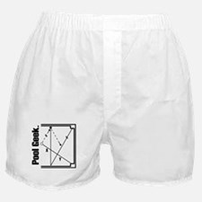 Pool Geek Boxer Shorts