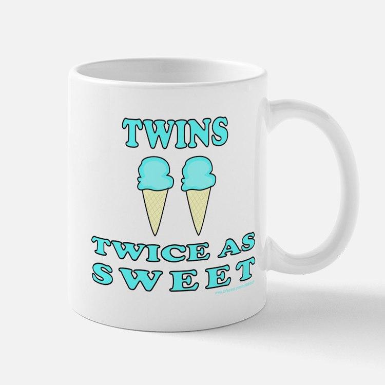 TWINS TWICE AS SWEET Mug