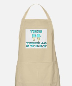 TWINS TWICE AS SWEET BBQ Apron