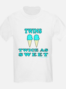 TWINS TWICE AS SWEET T-Shirt