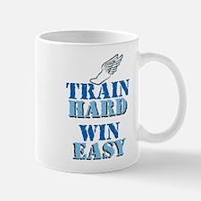 Train Hard - Track Mug