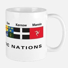 Celtic Nations Mug