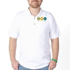 Peace Love Paddle T-Shirt