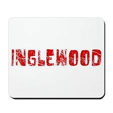 Inglewood Faded (Red) Mousepad