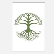 Deeply Rooted Postcards (Package of 8)