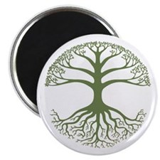 """Deeply Rooted 2.25"""" Magnet (100 pack)"""