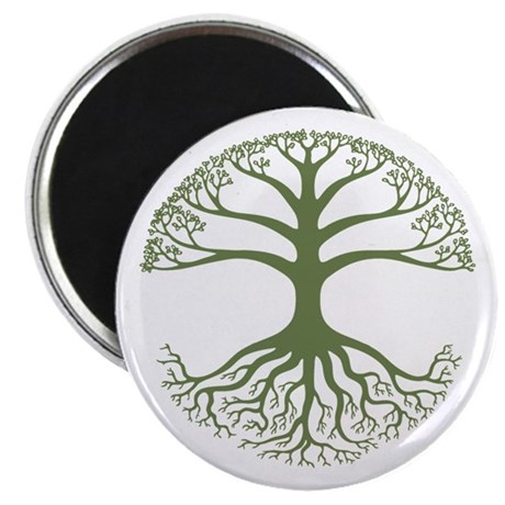 Deeply Rooted Magnet
