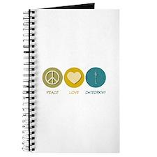 Peace Love Osteopathy Journal