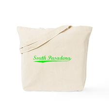 Vintage South Pasa.. (Green) Tote Bag