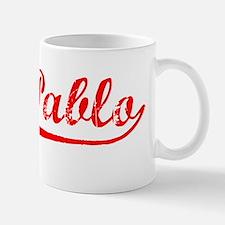 Vintage San Pablo (Red) Mug