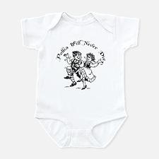 Polka Will Never Die Infant Bodysuit
