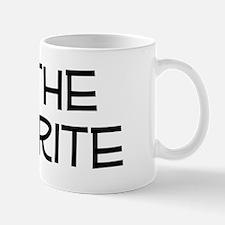 I'm the Favorite Small Small Mug