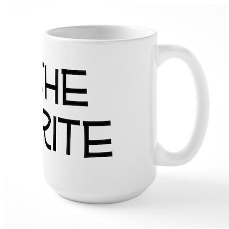 I'm the Favorite Large Mug