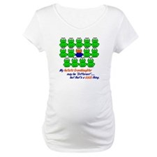 Different FROGS 1 (Granddaughter) Shirt