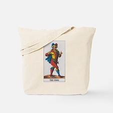 Cool Star tarot Tote Bag