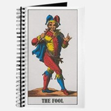 Cute Tarot fool Journal