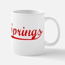 Vintage Sandy Spri.. (Red) Mug