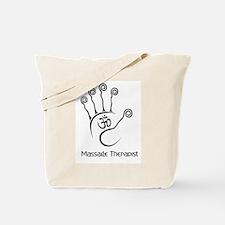 Cute Massage therapist Tote Bag