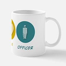 Peace Love Officer Mug
