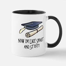 Smart Funny Grad Mug