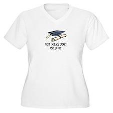 Smart Funny Grad T-Shirt