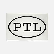 PTL Oval Rectangle Magnet