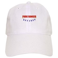 Retired Park Ranger Baseball Cap