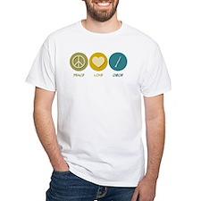 Peace Love Oboe Shirt